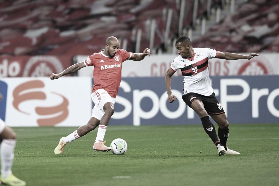 Internacional recebe Atlético-GO e precisa de empate para avançar na Copa do Brasil