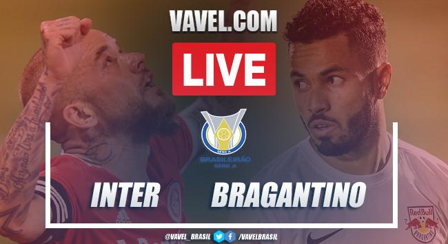 Gols e melhores momentos de Inter 2 X 1 Bragantino
