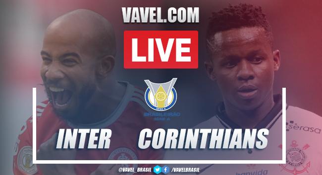Melhores momentos de Inter 0x0 Corinthians pelo Campeonato Brasileiro
