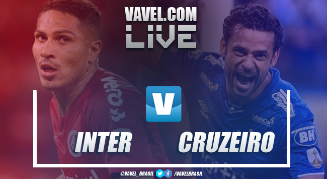 Inter x Cruzeiro AO VIVO hoje (3-1)