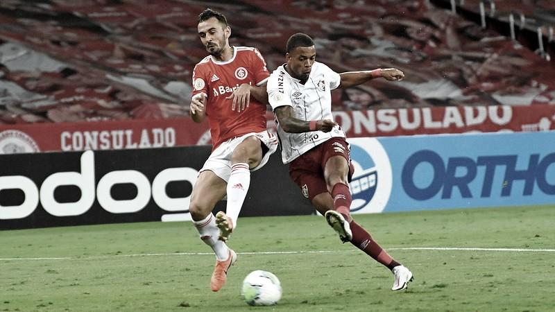 Empolgado por goleada, Internacional recebe Fluminense pelo Brasileirão