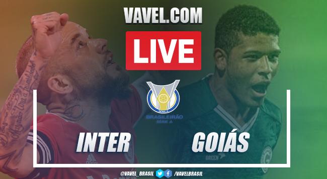 Gol e melhores momentos de Inter 1 x 0 Goiás pelo Campeonato Brasileiro