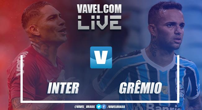 Resultado de Internacional 0x0 Grêmio pelo Campeonato Gaúcho 2019