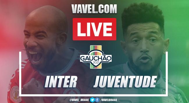 Gol e melhores momentos de Internacional 1x0 Juventude pelo Campeonato Gaúcho 2021