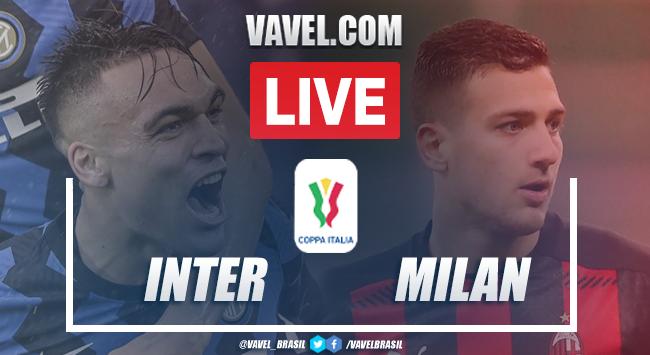 Gols e melhores momentos de Internazionale x Milan (2-1)