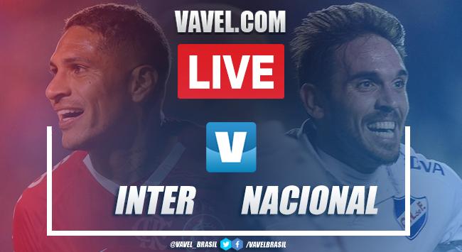Gols e melhores momentos Inter 1x0 Nacional pela Libertadores