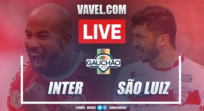 Gols e melhores momentos de Inter 1 x 2 São Luiz pelo Campeonato Gaúcho