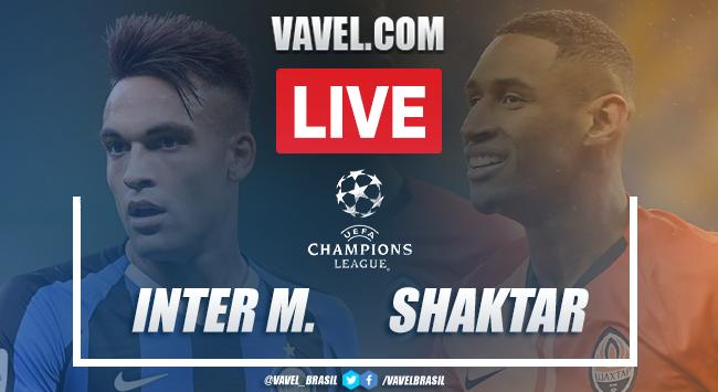 Melhores momentos de Internazionale x Shakhtar pela Champions League (0-0)