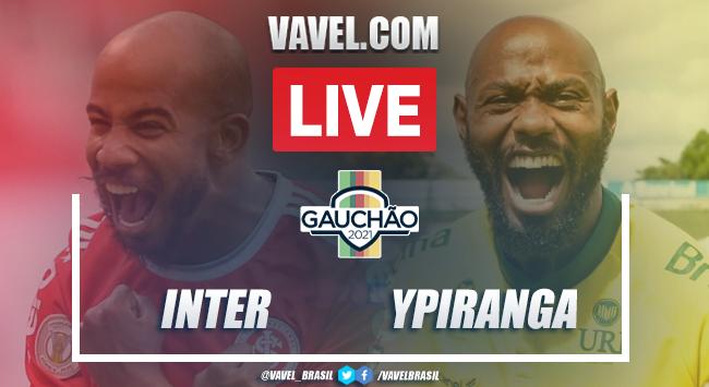 Gols e melhores momentos de Inter 4 x 2 Ypiranga pelo Campeonato Gaúcho 2021