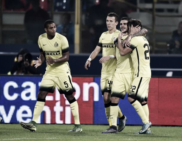 Internazionale derrota o Bologna e assume provisoriamente a liderança da Serie A