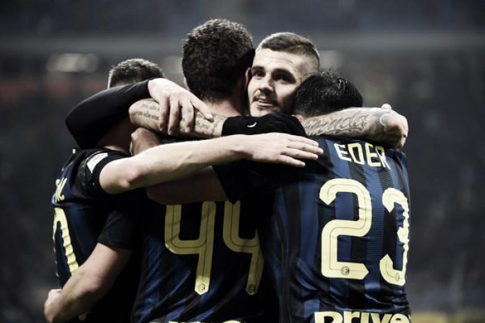 Icardi marca duas vezes, Inter desencanta nos minutos finais e vence lanterna Crotone