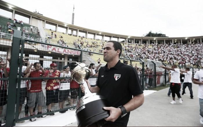 Treinador do Sub-20, André Jardine assume São Paulo interinamente após saída de Bauza