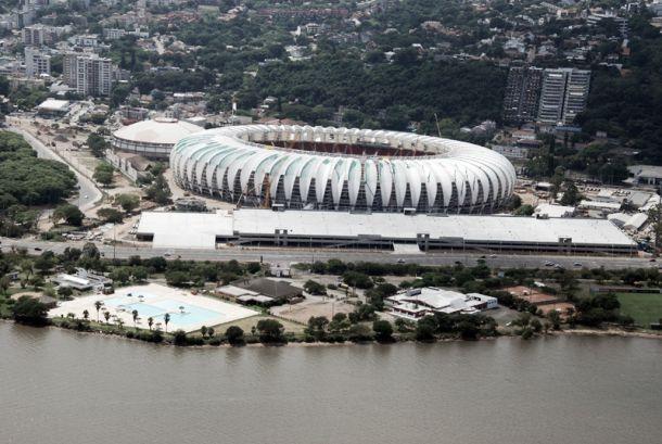 Giovanni Luigi afirma que existe risco do Beira-Rio perder a Copa