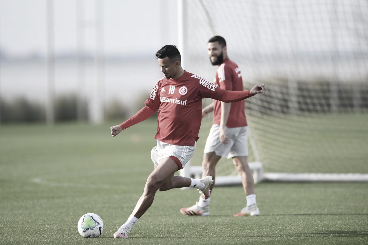 Internacional e São Paulo se enfrentam para recuperar boa fase