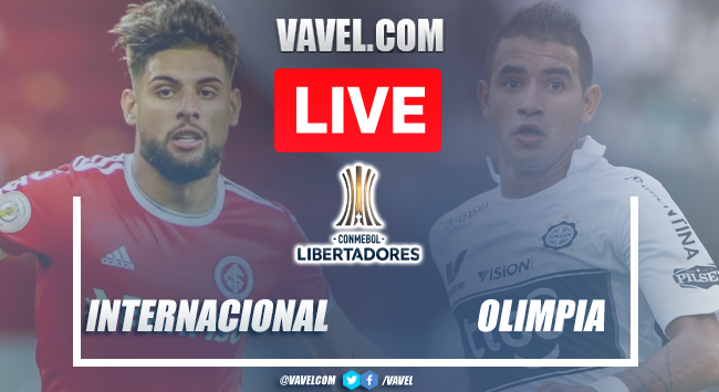 Highlights and Best Moments:Internacional 0(4)-(5)0 Olimpia in Copa Libertadores
