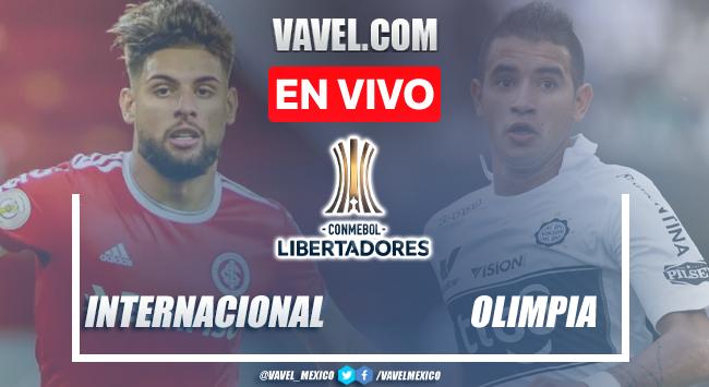 Resumen y mejores momentos del Internacional 0(4)-(5)0 Olimpia en Copa Libertadores
