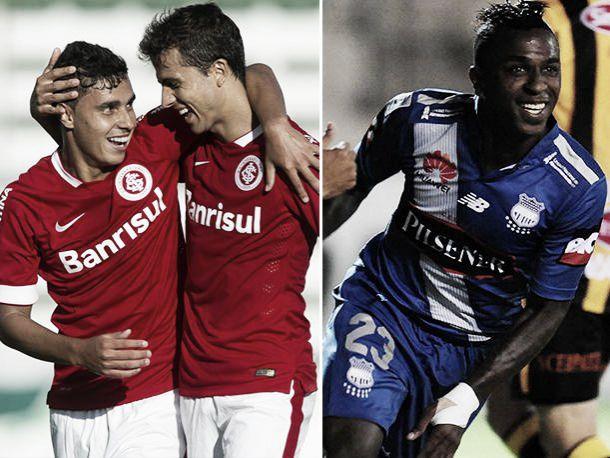 Resultado Internacional - Emelec en la Copa Libertadores 2015 (3-2)