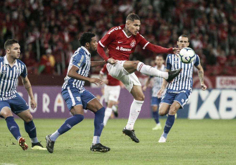 Gols e melhores momentos Avaí 0 x 2 Internacional pelo Campeonato Brasileiro 2019