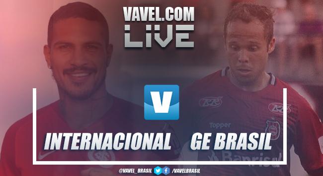 Resultado Internacional 1x0 Brasil de Pelotas no Campeonato Gaúcho 2019