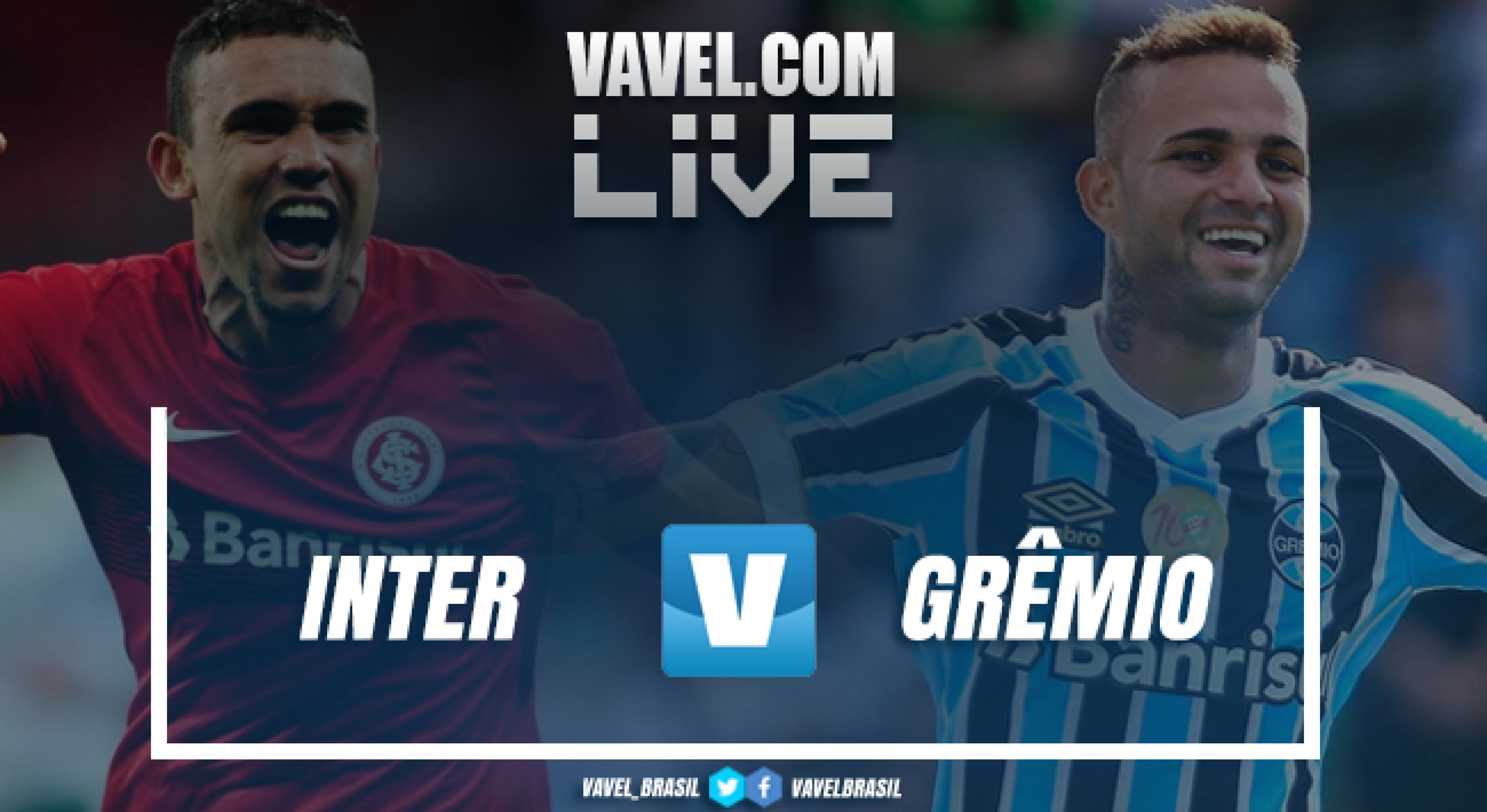 Resultado Internacional x Grêmio pelo Campeonato Brasileiro 2018 (1-0)