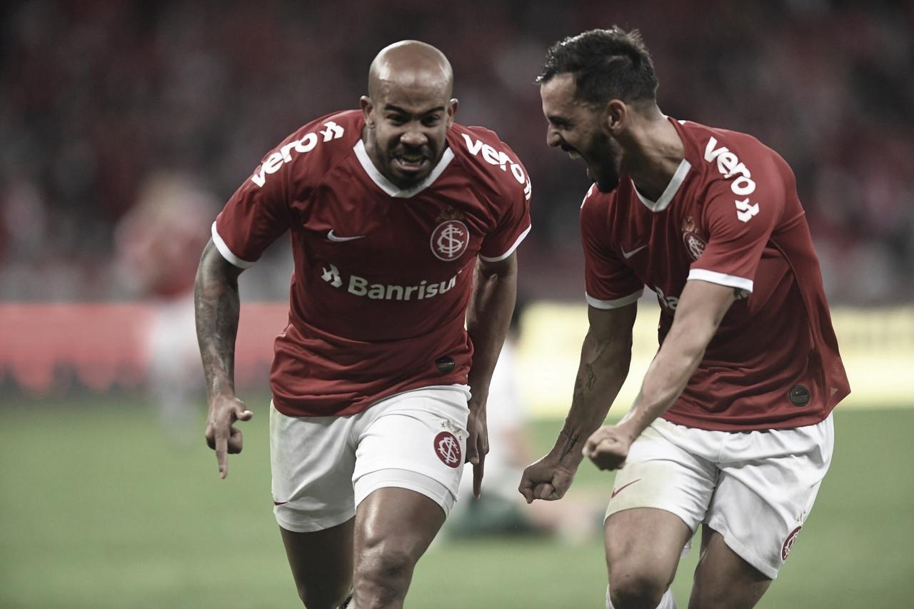 Nos pênaltis, Internacional elimina Palmeiras e vai à semifinal da Copa do Brasil