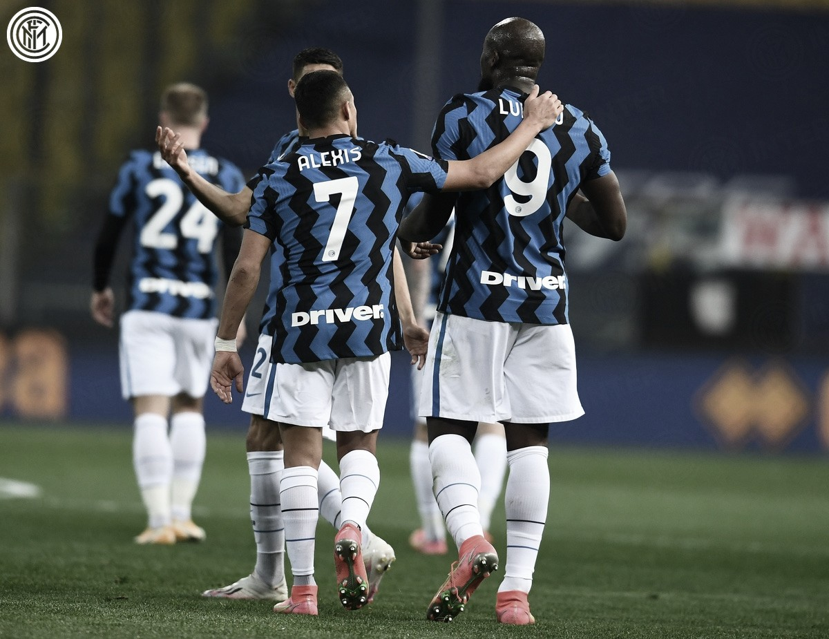 Alexis Sánchez marca dois, e Internazionale vence Parma para aumentar vantagem na liderança