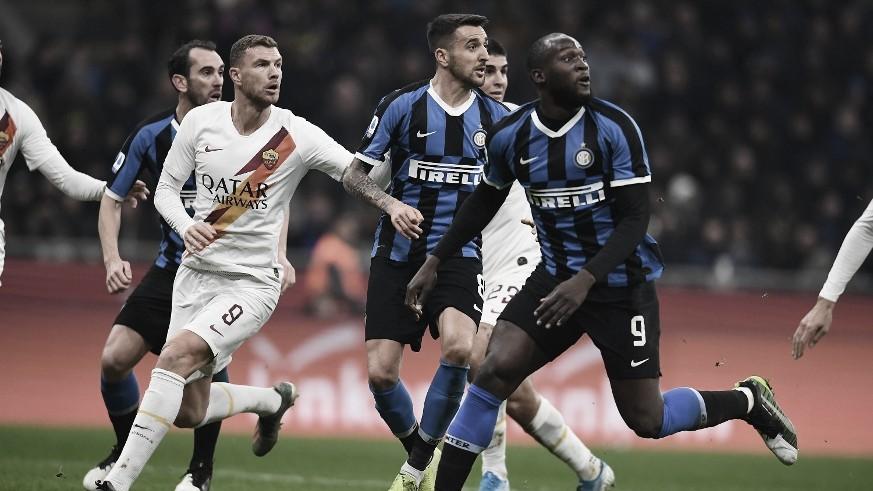 No clássico da rodada, Roma e Internazionale colocam suas respectivas metas em jogo