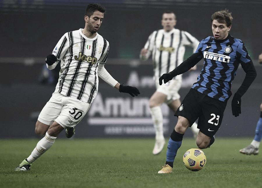 Derby D'Italia, ato inicial: Internazionale e Juventus iniciam semifinais da Coppa Italia