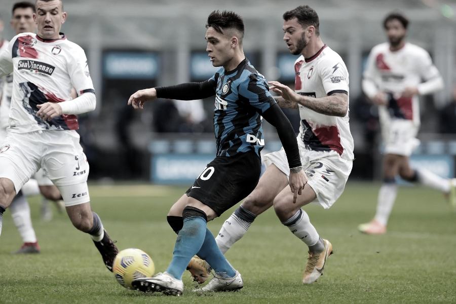 Duelo de vida e morte: Internazionale encara Crotone com chances de conquistar Scudetto