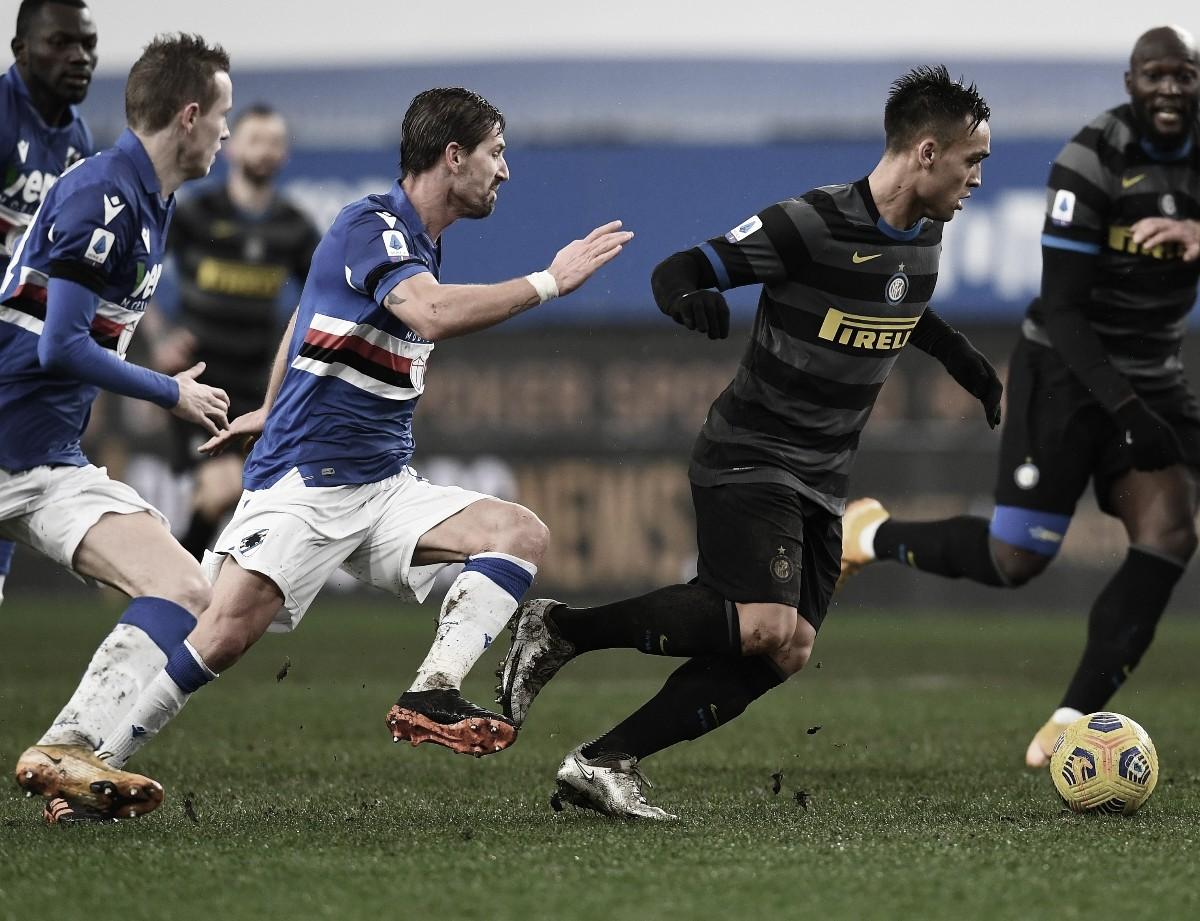 Las estadísticas están a favor del Inter