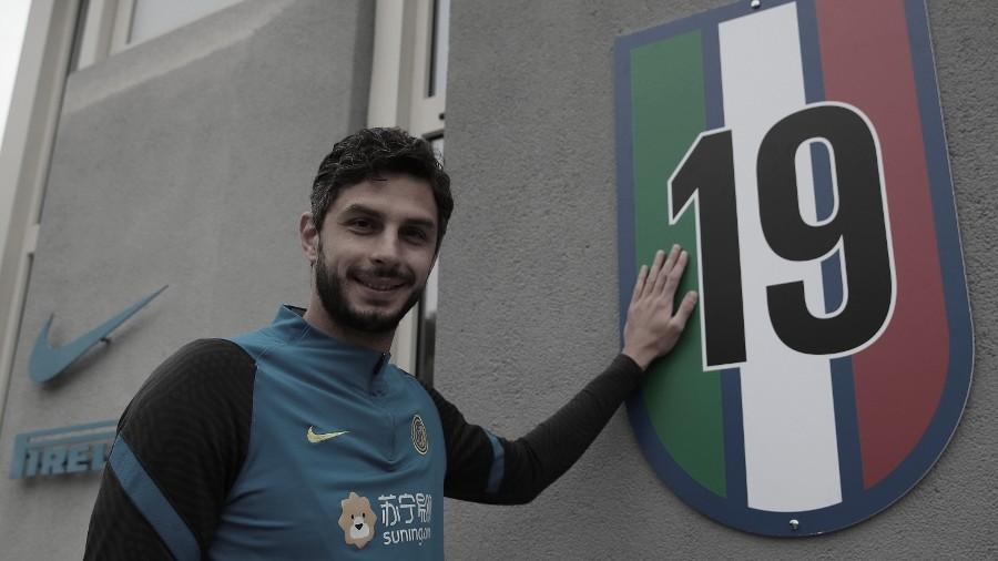 Internazionale anuncia renovação contratual dos defensores Ranocchia e D'Ambrosio