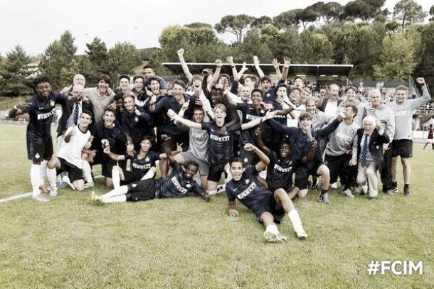 Internazionale sub-19 vence o Cremonese na final e conquista o Troféu Dossena após 22 anos
