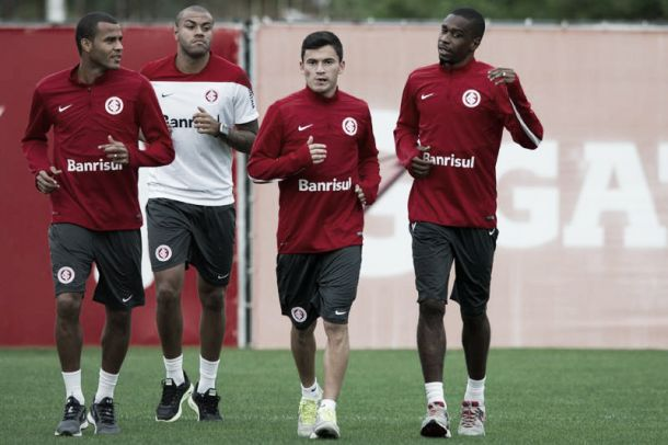 Internacional terá seis desfalques diante do Ceará, pela Copa do Brasil