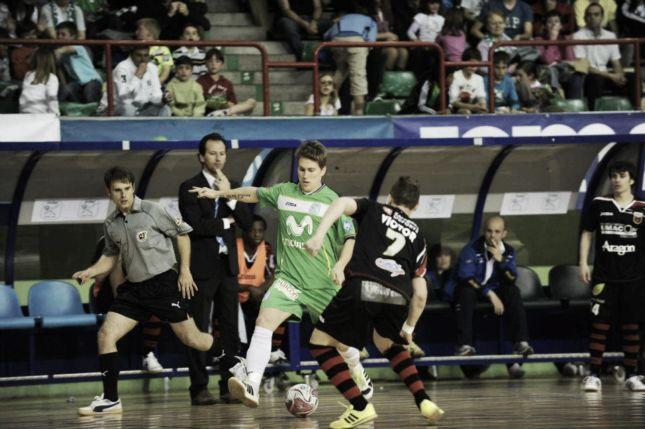 Inter Movistar - Umacón Zaragoza: primera prueba de pretemporada