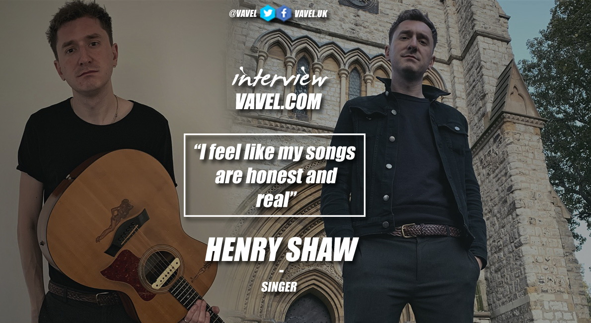 """Interview. Henry Shaw: """"I feel like my songs are honest and real"""""""