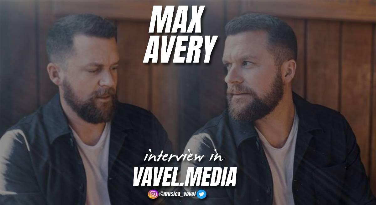 "Interview. Max Avery: ""As a massive music fan I know the feeling of seeing live gigs and it means the world to me if I can give that feeling back"""