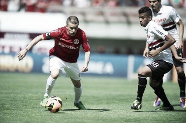 Em busca da liderança do Brasileirão, Internacional recebe o São Paulo no Beira-Rio