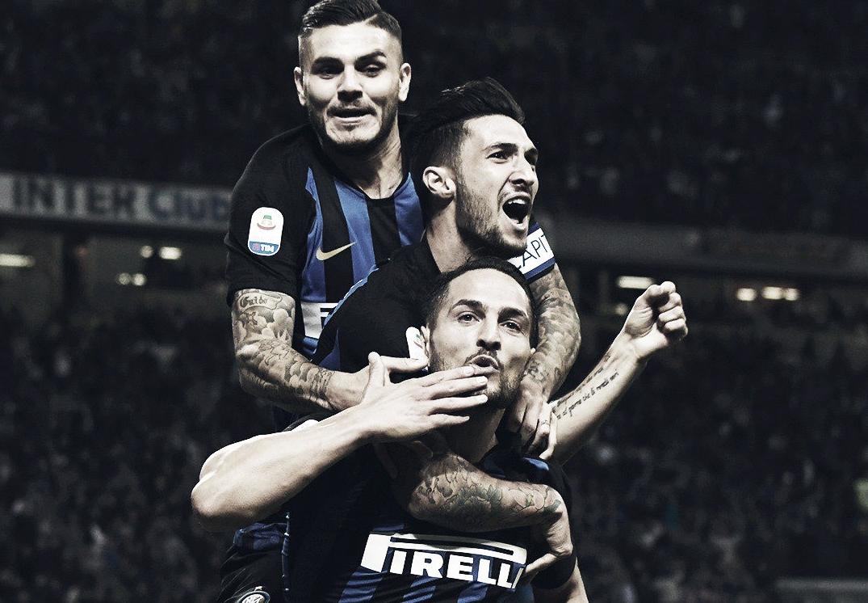 Inter supera Fiorentina em partida apertada e vence segunda seguida na Serie A
