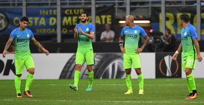 Inter, rialzarsi subito prima di buttare all'aria un'altra stagione