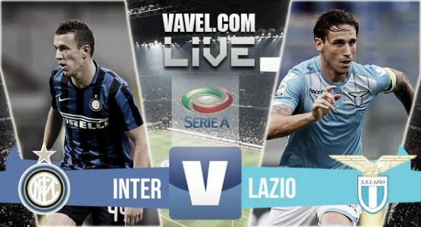Live Inter - Lazio (1-2), risultato Serie A 2015/16 in diretta