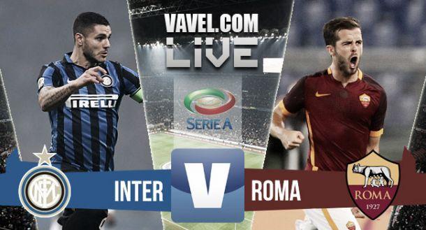 RisultatoInter - Roma, Serie A 2015/16 (1-0)