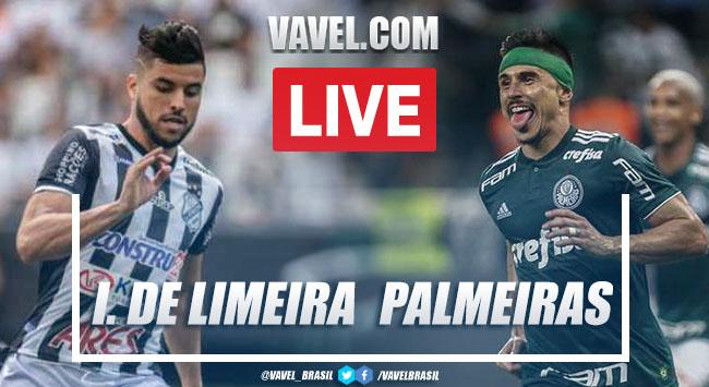 Melhores momento Inter de Limeira 0x0 Palmeiras pelo Campeonato Paulista 2020