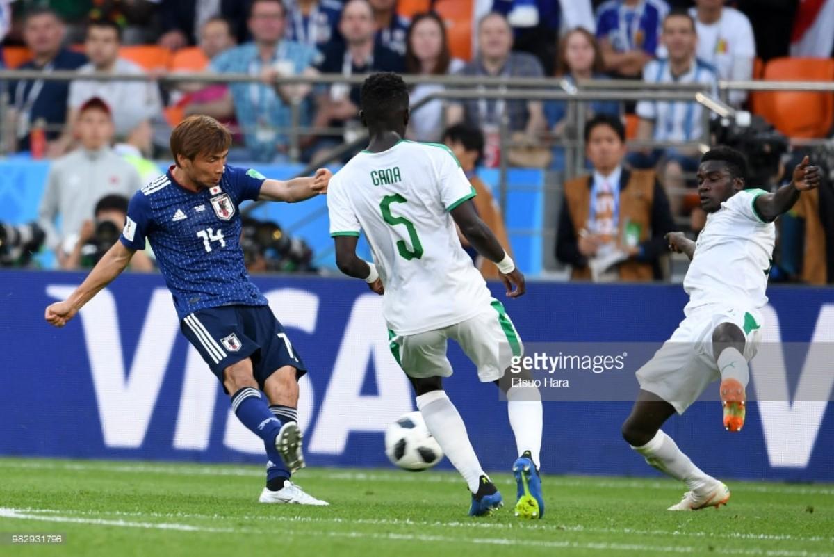 Japan 2-2 Senegal: Group H left wide open as surprise packages draw