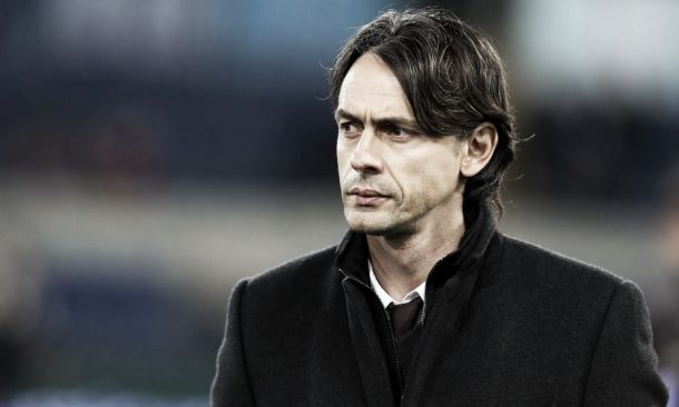 Inzaghi in stand-by