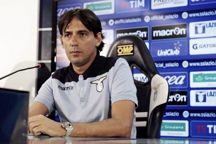"""Lazio, Inzaghi annuncia: """"Biglia potrebbe giocare, con il Sassuolo per la continuità"""""""