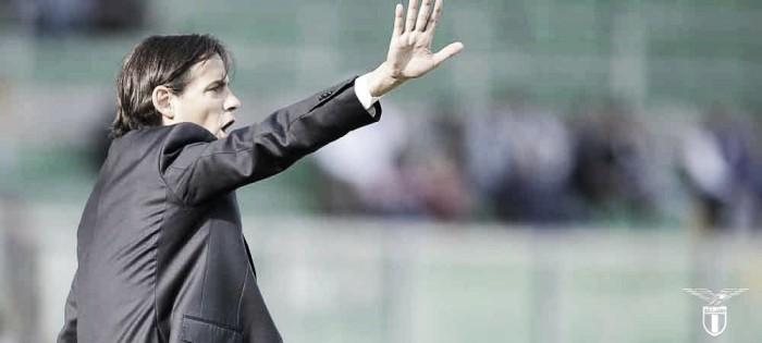 """Simone Inzaghi: """"Fue un partido duro y una victoria merecida"""""""
