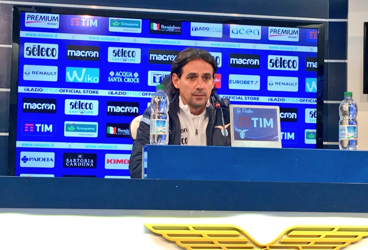 """Simone Inzaghi: """"Serve qualcosa in più per tornare a fare risultato"""""""