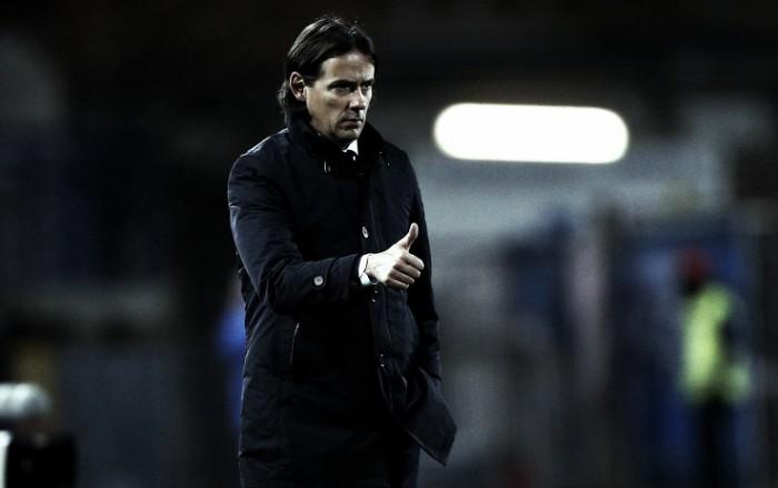 """Lazio, Inzaghi dopo il derby: """"Partita perfetta, i tifosi ci hanno trascinati"""""""