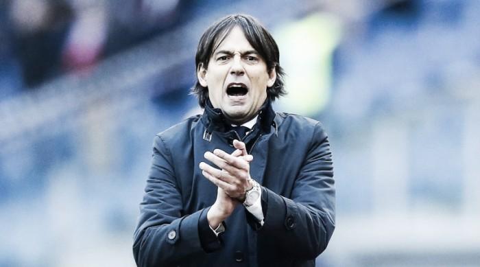 Pescara-Lazio, le parole di Inzaghi e Parolo nel post partita dell'Adriatico
