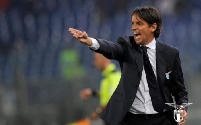 """Lazio, Inzaghi: """"Champions League? Stiamo in alto e vediamo"""""""